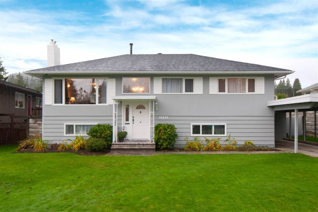 919 DUNDONALD DRIVE - Glenayre House/Single Family for sale, 4 Bedrooms (R2121796) #1