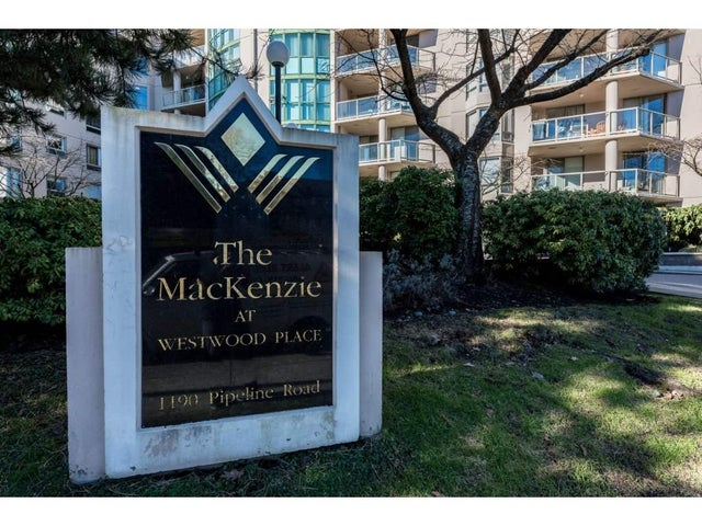 1504 1190 PIPELINE ROAD - North Coquitlam Apartment/Condo for sale, 2 Bedrooms (R2136396) #2