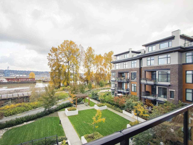 305 260 SALTER STREET - Queensborough Apartment/Condo for sale, 2 Bedrooms (R2219252) #1